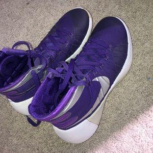 2015 Purple hyperdunks